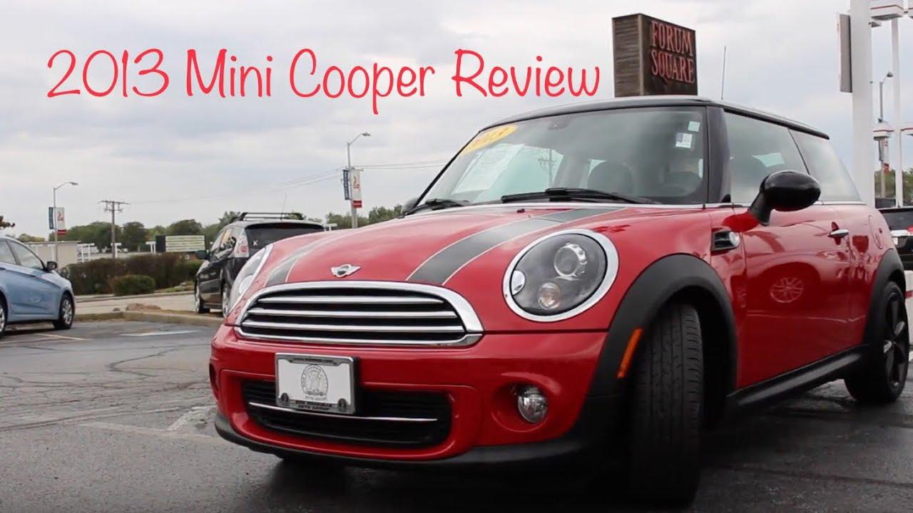 2013 Mini Cooper Review Youtube