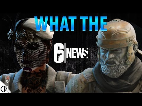 What The - News - Tom Clancy's Rainbow Six Siege - R6 |