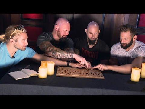 Can WWE Superstars conjure creepy spirits?