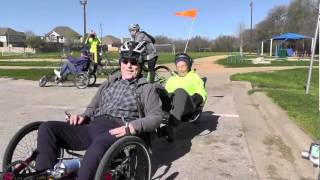 HOT Recumbent Rally 2012 - Day 2