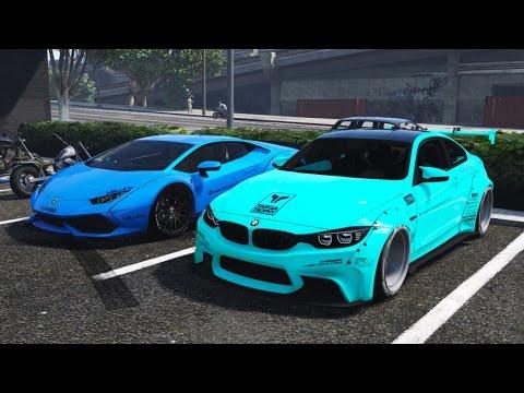 Grand Theft Auto V - Car Dealership + SP Apartment