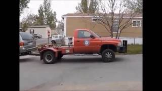Predatory towing scam / Kimberly hills mobile home park federal heights co.