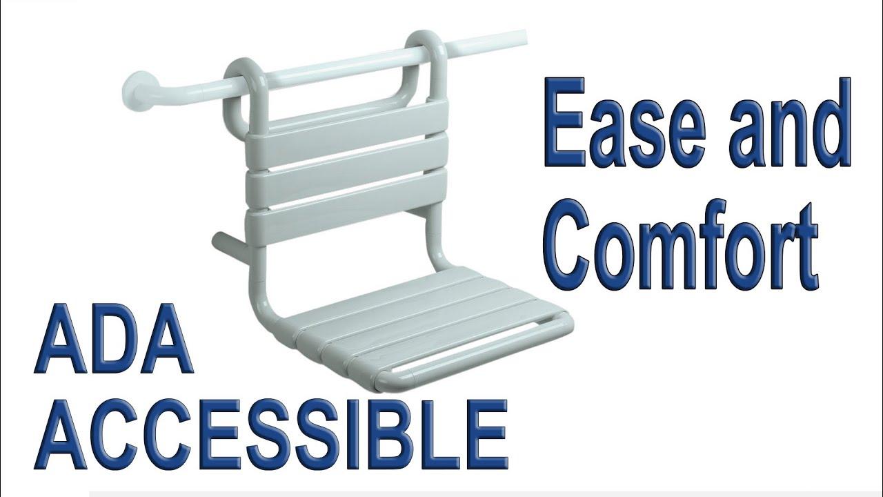 ada accessible bathroom. Hewi Nylon Shower Seats | ADA Accessible Bathroom Safety Ada B
