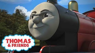 Thomas & James Get in a Silly Argument | Life Lesson: Responsibility | Thomas & Friends