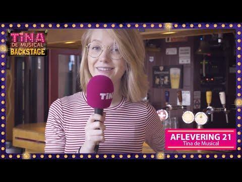 Tina de Musical - Backstage | Afl. 21 | REPETITIES! | Tina