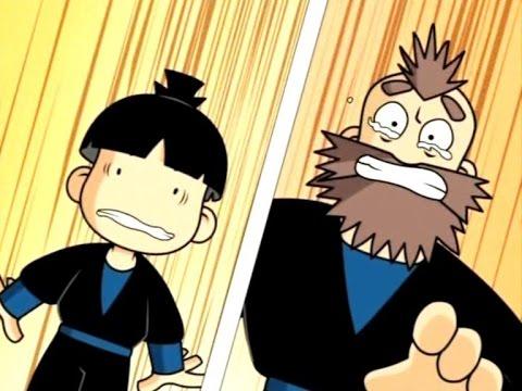 Shuriken school lousy labyrinth s01e06 full episode in - Shuriken school ...