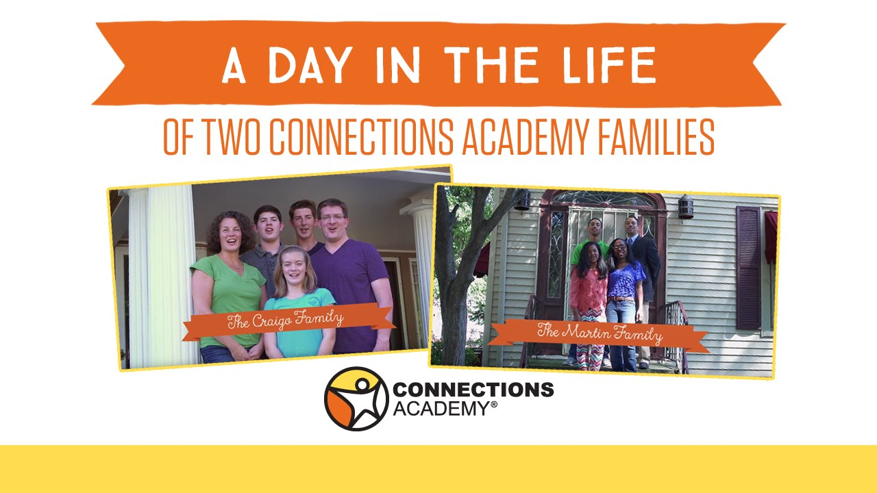 Virtual School: A Day in the Life of a Connections Academy Family