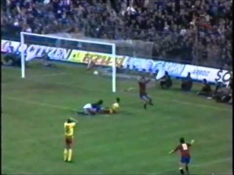 España 2-0 Rumanía (1977). Narración original TVE.