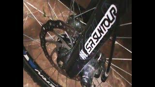 Велосипедний амортизатор обслуговування і ремонт.Мастило амортизатора велосипеда