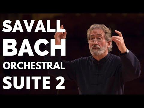 Bach - Orchestral Suite No.2 B Minor BWV1067 - Pierre Hantai - Riccardo Minasi - Jordi Savall (バッハ)