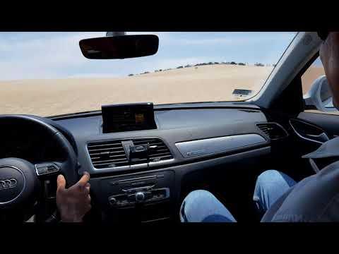 Dakar Rally 2018 - The power of Quattro - Audi Q3