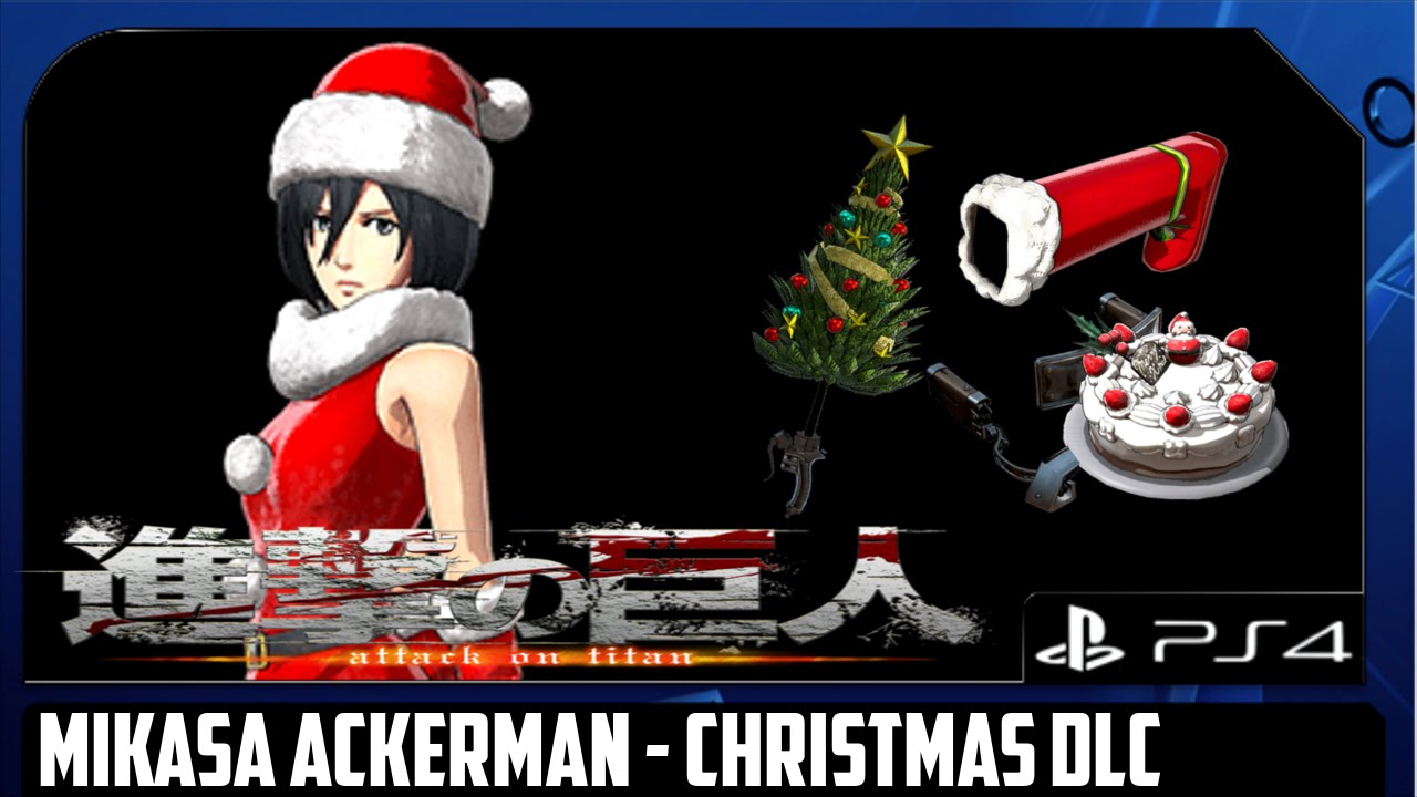 Attack On Titan Mikasa Ackerman Sexy - Porno Photo-7598