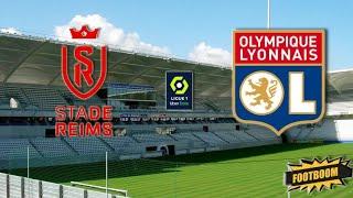 Прогноз на матч Чемпионата Франции Реймс Лион смотреть онлайн бесплатно 12 03 2021