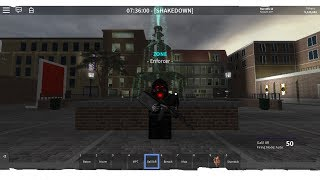 Roblox Down Town RP LOCKDOWN Event