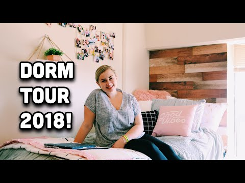 DORM TOUR 2018! (Drexel University)