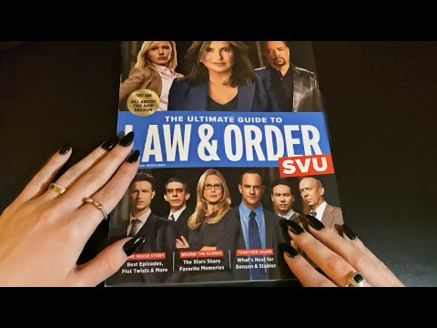 Download ASMR| LAW & ORDER:SVU MAGAZINE FLIP THROUGH