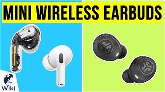 10 Best Mini Wireless Earbuds 2020