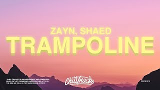 Download lagu ZAYN, SHAED – Trampoline (Lyrics)