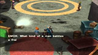 Pokémon Colosseum - Episode 2 - Pyrite Town!