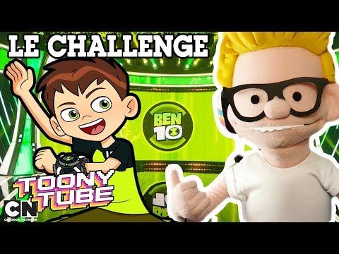 le-ben-10-challenge-!-|-toony-tube-|-cartoon-network