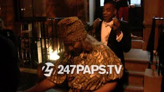 (Exclusive) (New) Beyonce and Jay Z all Dressed up at a Halloween Party in NYC 10-31-15