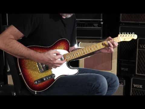 "Fender Custom Shop Dealer Select Wildwood ""10"" Postmodern Telecaster  •  Wildwood Guitars"