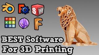 what 3d printing sofтware to use