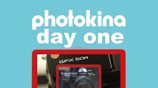 Photokina 2018 Day One (Panasonic S1R, Fujifilm 50R, Broncolor LED F160)
