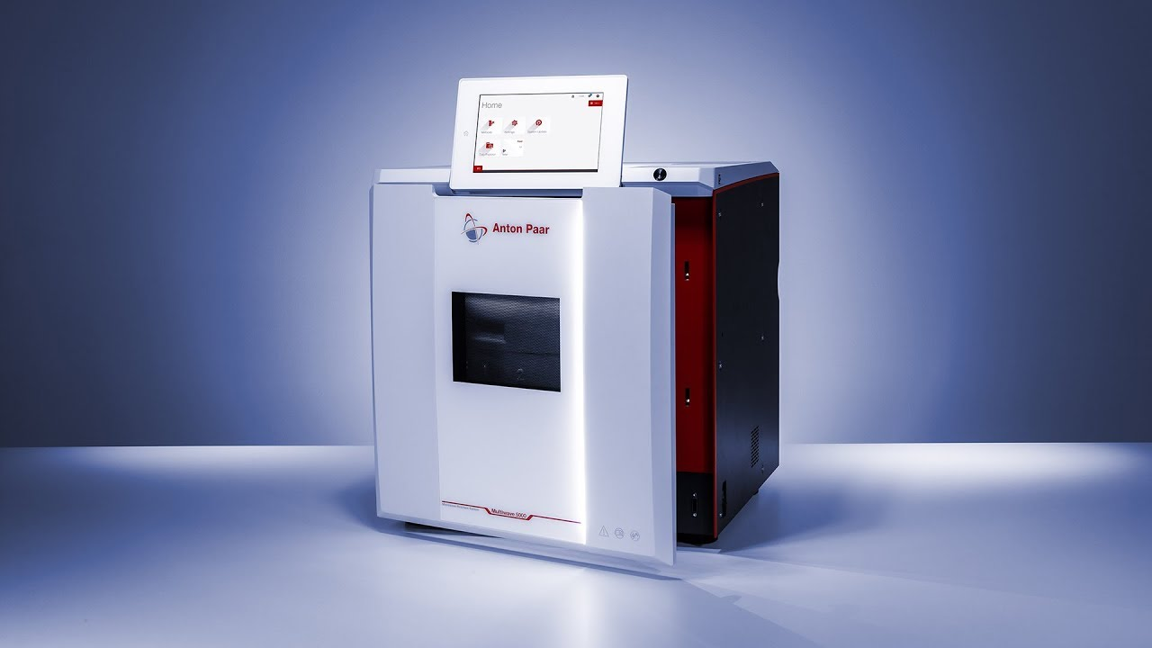 Mikrodalga Reaksiyon Platformu Multiwave 5000 Anton Paar Com