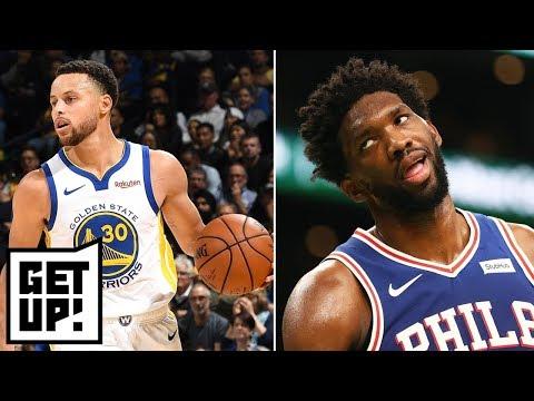 NBA opening night breakdown: Warriors vs. OKC, Celtics vs. 76ers | Get Up!