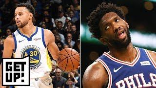 Video NBA opening night breakdown: Warriors vs. OKC, Celtics vs. 76ers | Get Up! download MP3, 3GP, MP4, WEBM, AVI, FLV Oktober 2018
