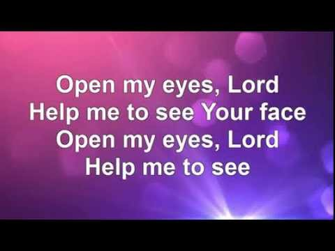 Open the eyes of my heart song lyrics