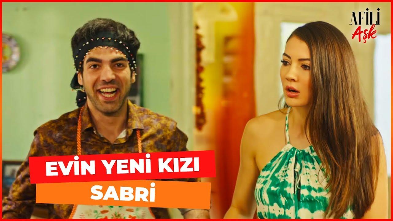 Manyak Sabri Evin Yeni Kızı Oldu - Afili Aşk 7. Bölüm