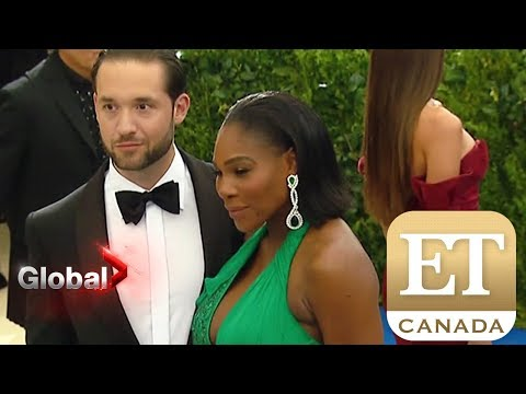 Serena Williams's Star-Studded Wedding | ET Canada