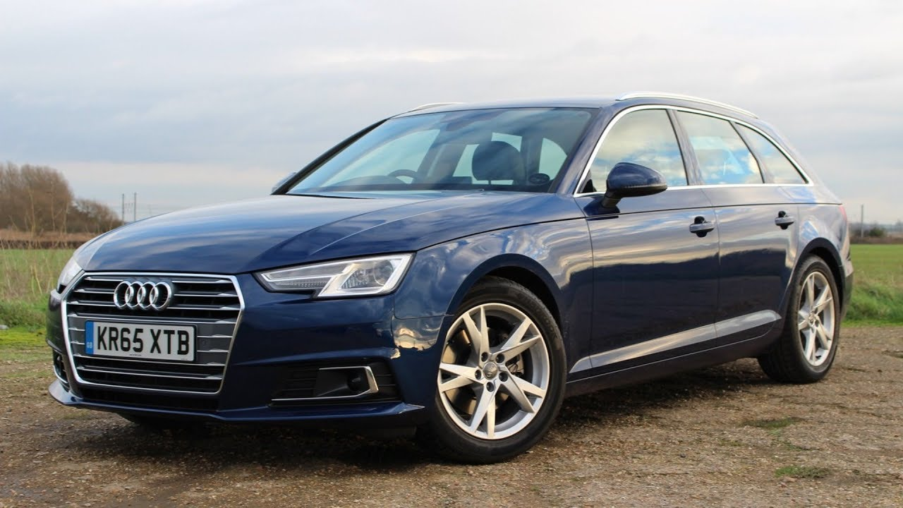 audi a4 avant 2019 car review youtube