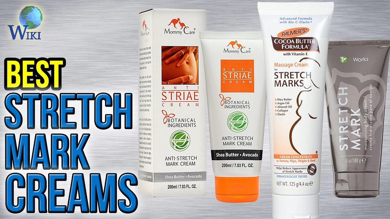 10 Best Stretch Mark Creams 2017 Youtube