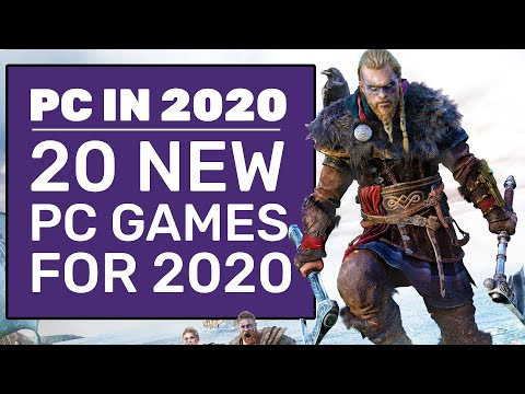 20 New PC Games Still To Come In 2020