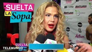 Suelta La Sopa | Laura Zapata llamó balsera de quinta a Niurka Marcos | Entretenimiento