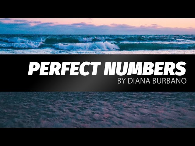 Perfect Numbers by Diana Burbano | LIVE play reading