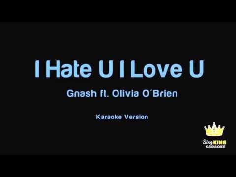 Gnash - I Hate U I Love U (feat. Olivia O'Brien) Clean WildFM Ver.
