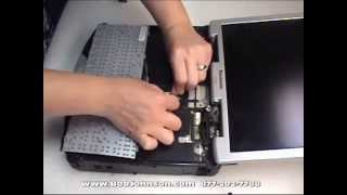 how to disassemble a panasonic toughbook cf 28