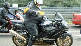 Подборка ДТП №57 (Мотоциклы 3). Compilation of accidents #57 (Motorcycles 3) 18+