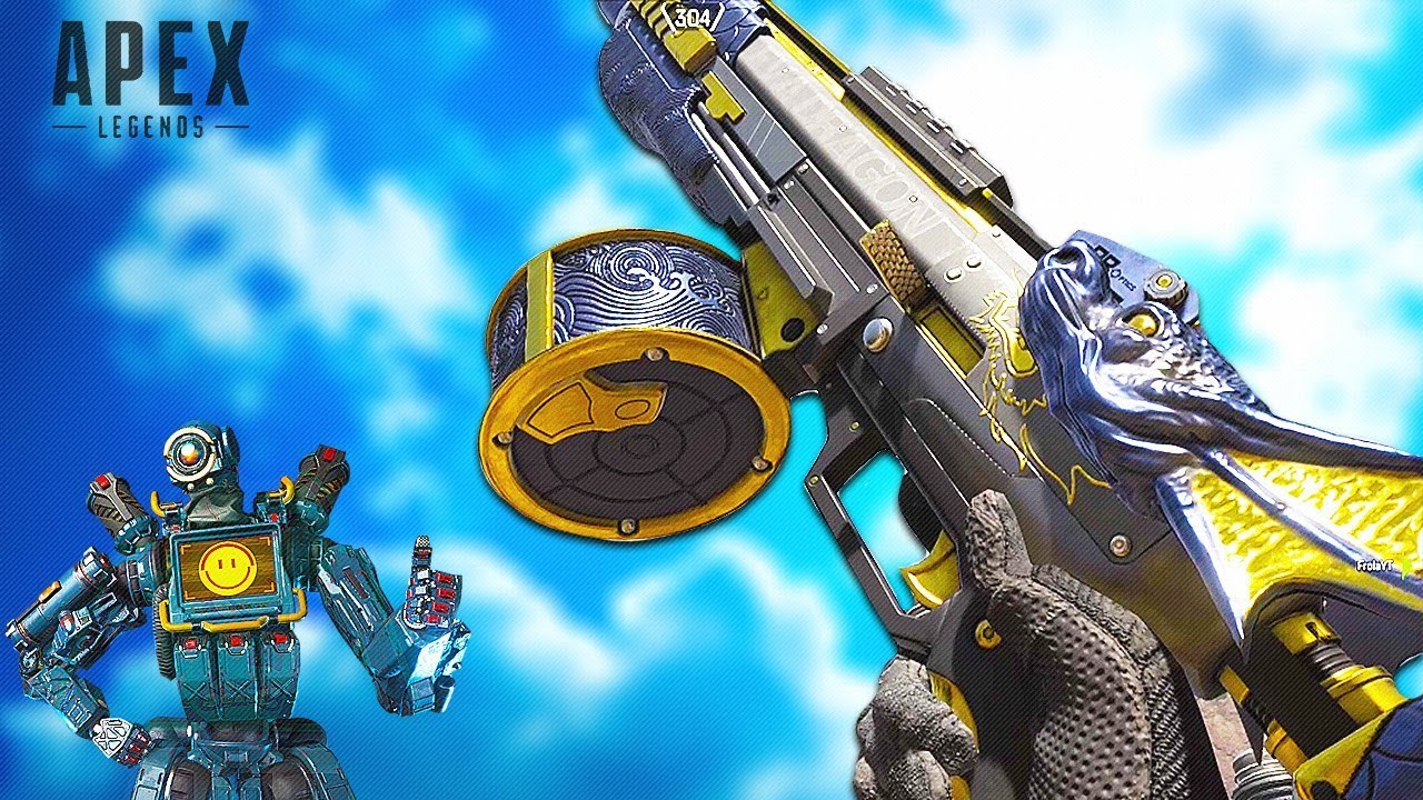 LEGENDARY WEAPONS! - Apex Legends 50X APEX PACKS Opening (Supply Drops)