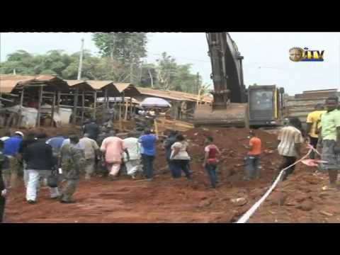 Edo State Government Mobilises Contractors For Roads In G.R.A