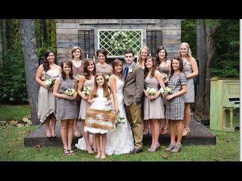 rustic-vintage-backyard-wedding