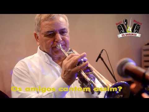 Como cantam os amigos do Grupo Músical Os Bakanus Sapardos 22DEZ2018