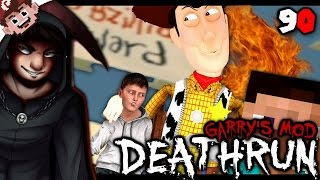 WOODY's REVENGE! (Garry's Mod: DeathRun - Part 90)