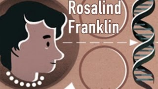 Rosalind Franklin Google Doodle [HD]