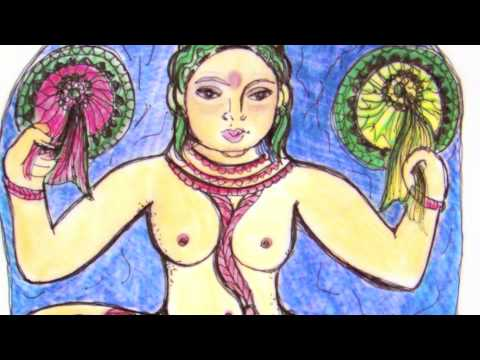 The Yoginis' Oracle, Drum-Bells and Conch Balancing Meditation- Yoginis' Chakra Balancing