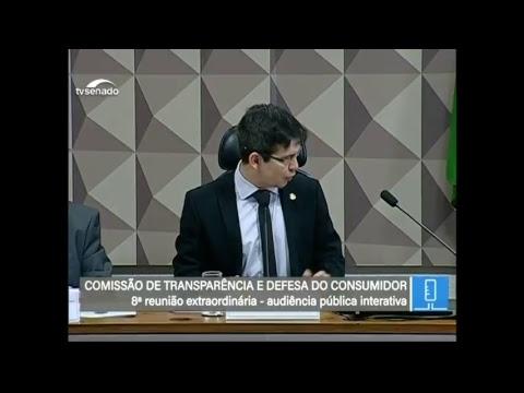 Planos de saúde - TV Senado ao vivo - CTFC - 24/04/2018